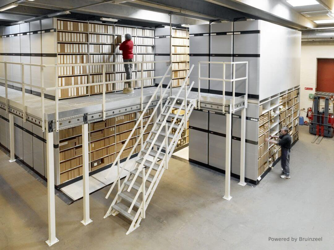 New Storage Space, Storage Solutions Malaysia, Industrial Shelving Malaysia
