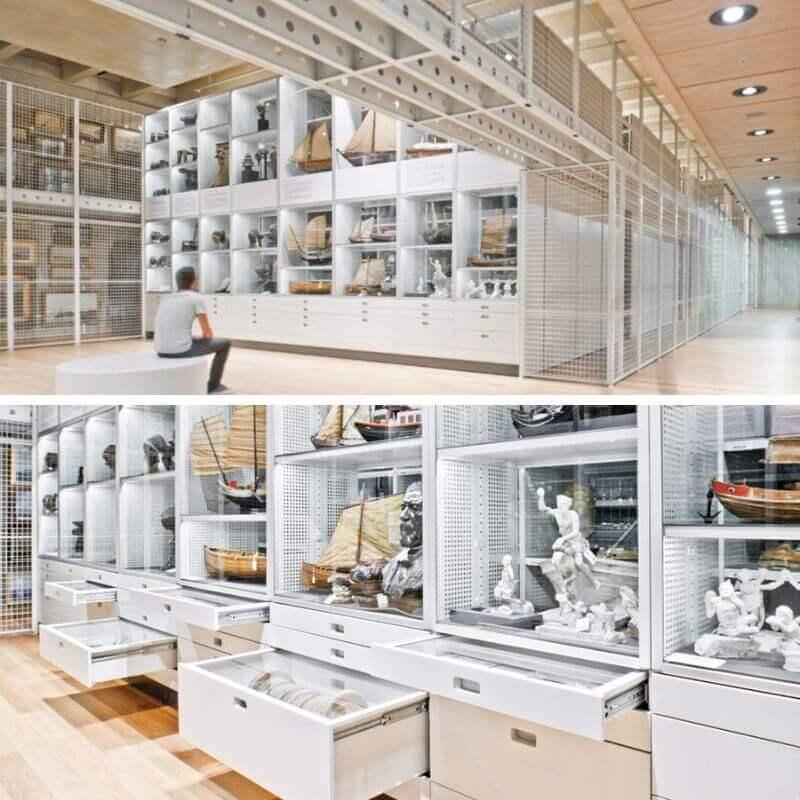 Museum storage